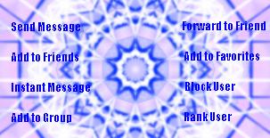 Blue Kaleidoscope