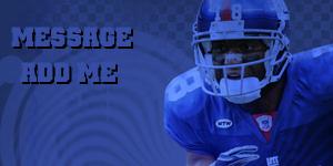 NY Giants - Toomer Amani