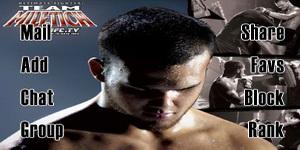 UFC - Robbie Lawler - Team Miletich