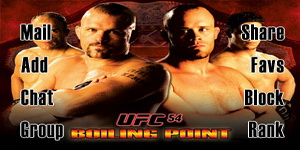UFC 54 - Boiling Point