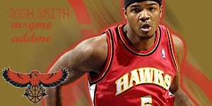 Atlanta Hawks - Josh Smith