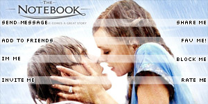 The Notebook - Noah & Allie Kiss