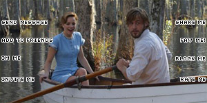 The Notebook - Noah & Allie on a Boat