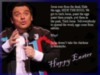 Carlos Mencia on Easter