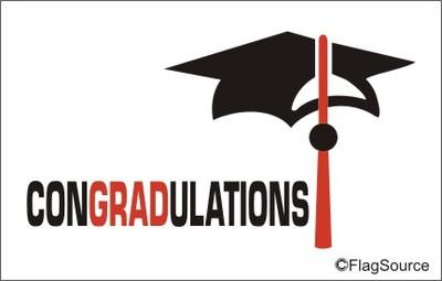 Congradulations
