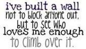 climb over it