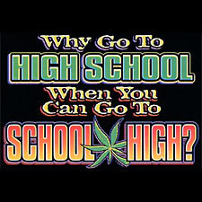 why go to high school???