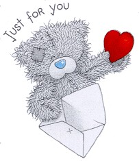 Just for you. Teddy
