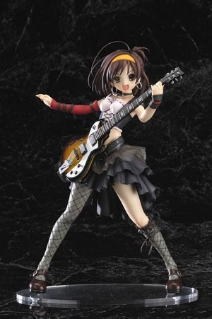 Anime Girl with guitar
