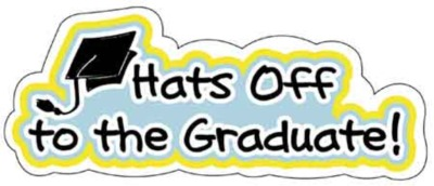 Hats Off to the Graduate!