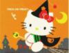 Hello Kitty Trick-or-treat?