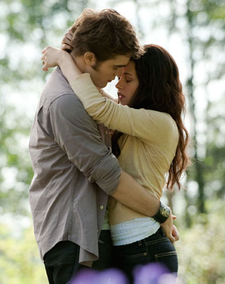 Twilight Edvard & Bella