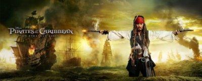 Pirates of the Caribbean On stranger tides