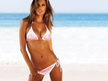 Summer sexy girl