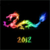 Happy New year! 2012 Dragon