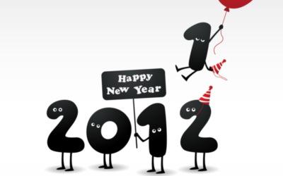 Happy New year! 2012