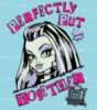 Monster High Frankie Stein. Perfectly put together