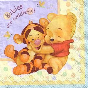 Babies Are Cuddleful