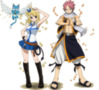 Fairy Tail Natsu & Lucy