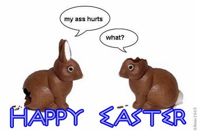 Happy Easter Funny