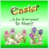 Easter Is For Everyone Be Happy
