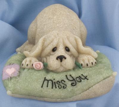 Miss You cute puppy