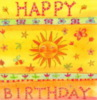Happy Birthday Sun