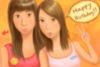 Happy Birthday!! Girls