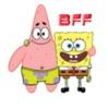 BFF Sponge Bob