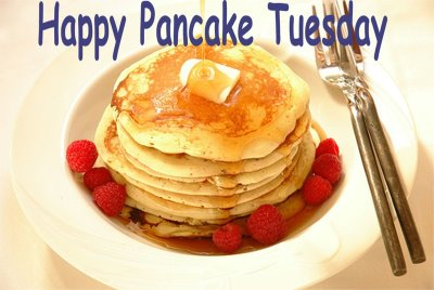 Happy Pancake Tuesday