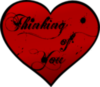 Thinking of You Heart