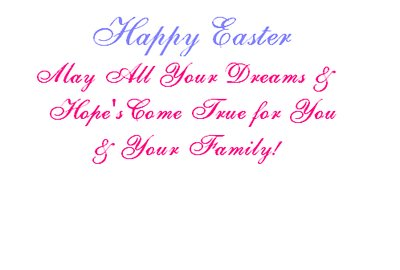 Happy Easter For You And Your Family