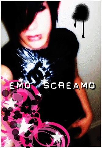 Emo screamo