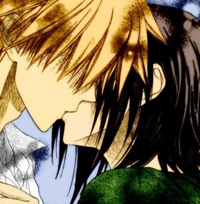 Kiss Anime Kisses Myniceprofile Com