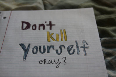 Don't kill Yourself okay?