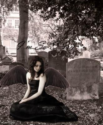 I Am So Sorry Angel