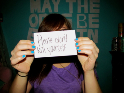 Please dont kill yourself