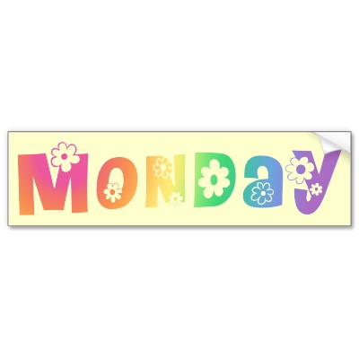 Monday Word Monday :: Monda...
