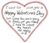 Wish Happy Valentine's Day