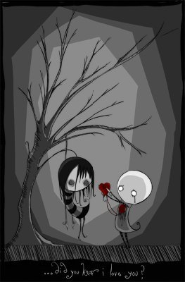 Emo: I love you