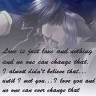 Love Is Just Love