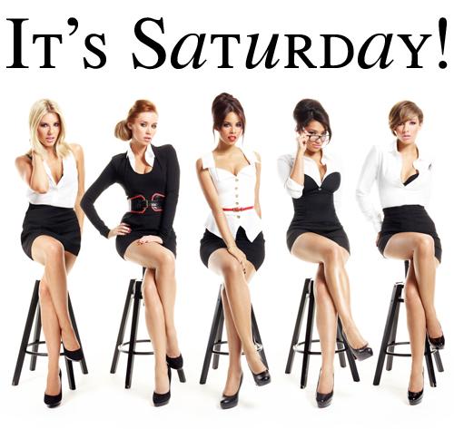 It's Saturday!