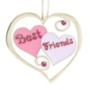 Best friends. Hearts