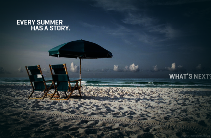 Every Summer Has A Story. What's Next?