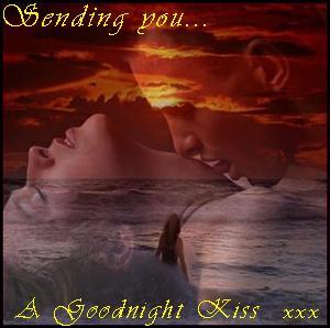 Sending you...A goodnight Kiss xxx