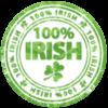 100% IRISH