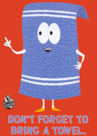 Southpark Towel