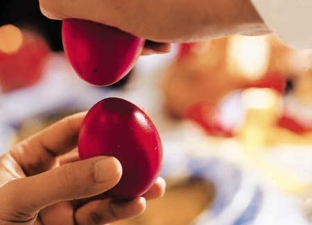 Καλή Ανάσταση και Καλό Πάσχα (Happy Easter in greek)