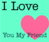 I Love You My Friend -- Heart