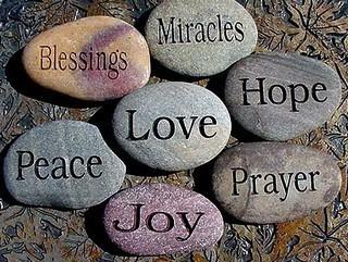 Love Hope Prayer Peace Blessings Miracles